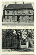 ALLEMAGNE : DIPPELSDORF - GUT KEILHAUER / POSTMARK SLOGAN - FRUHJAHRS MESSE 1936 - Altenburg