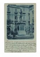 Postcard - Cartolina - Viaggiata/Sent - Italia/Italy - Messina - Monumento A Don Giovanni D'Austria - 1900 - Messina