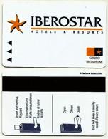 Spanien / Spain Hotelkarte / Keycard  Von Der Hotelkette IBEROSTAR - Hotelkarten