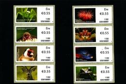 IRELAND/EIRE - 2010  ANIMALS  II  SELF ADHESIVE  SET  MINT NH - Blocchi & Foglietti