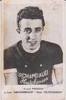 Sport  Cyclisme - Vélo : Armand  Papazian ( Archambauld - Hutchinson  ) - Cycling