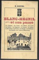 Le Blanc Mesnil Et Son Passé, De E.soitel  Seine Saint-denis 93 - Ile-de-France
