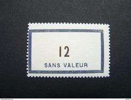 FICTIFS NEUF ** N°F121 SANS CHARNIERE (FICTIF F 121) - Fictifs