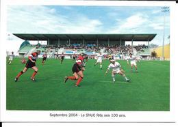 RUGBY FOOTBALL - STADE STADIUM STADIO MARCEL LAPORTE - SNUC - Rugby