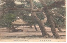 POSTAL    KOBE  -JAPON  - PARK OF MAIKO-NEAR KOBE  (PARQUE DE MAIKO CERCA DE KOBE) - Kobe
