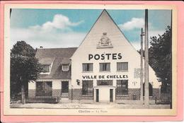 Chelles - La Poste - Chelles