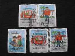 Norwegen  914 , 916 - 917    O - Norwegen