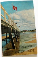 Livre Eiderstedt Halbinsel Walter Fielder 1971 - Books, Magazines, Comics