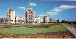 LENIN AVENUE AVENIDA PROSPEKT RUSIA POSTAL COLOR -LILHU - Rusland