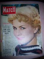 Paris Match N°475 Du 17/05/1958 Jacqueline Huet Modigliani Indus - Informations Générales