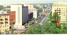 OPANSKI STREET RUE CALLE RUSIA POSTAL COLOR -LILHU - Rusland