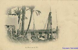 EG - Le Pont Sur Le Nil - Egypt
