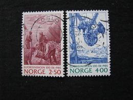 Norwegen  928 - 929    O - Norwegen