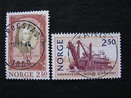 Norwegen  934 - 936    O - Norwegen
