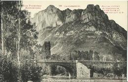CPA De LES CABANES - Pont De Lugeat Et Montagne De Quier. - Sonstige Gemeinden