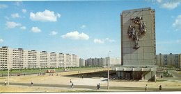 ROKOSSOVSKI AVENUE AVENIDA RUSIA POSTAL COLOR -LILHU - Rusland
