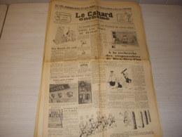 CANARD ENCHAINE 1800 20.04.1955 DOSSIER MAGISTRATURE André MORICE DIEN-BIEN-PHU - Politica