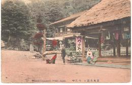 POSTAL    NIKKO  -JAPAN  - TSUTAYA UMAGAESHI - Japón