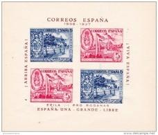 España Hb - Blocks & Sheetlets & Panes