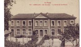93 AB Aussillon Mairie Et écoles Très Bel état - France