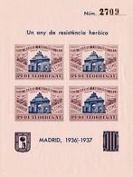 España Hoja Bloque - Blocks & Sheetlets & Panes