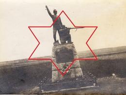 Photo Juillet 1916 REZONVILLE - GRAVELOTTE - Monument Aux Morts Allemand De 1870, Denkmal (A181, Ww1, Wk 1) - Otros Municipios