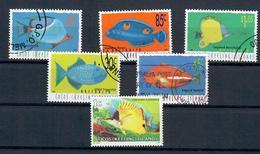 ISOLE COCOS - KEELING - PESCI - ALCUNI VALORI - - Isole Cocos (Keeling)