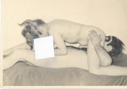 3-FOTO EROTICA ANNI '70 AMATORIALI ORIGINALI - Bellezza Femminile Di Una Volta < 1941-1960