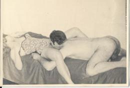 16-FOTO EROTICA ANNI '70 AMATORIALI ORIGINALI - Bellezza Femminile Di Una Volta < 1941-1960