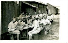 N°66531 -carte Photo Réserviste Du 129è Du Havre à Coetquidan- - Regiments