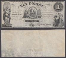 Hungary 1 Forint ND 1952 (AU-UNC) CRISP Banknote P-S141 Sor A. - Hongrie