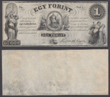 Hungary 1 Forint ND 1952 (AU-UNC) CRISP Banknote P-S141 Sor A. - Hungría