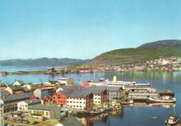 Norway / Norge: Hammerfest (D-A304) - Norway