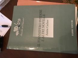 Il Fiammifero Svedese E Altre Novelle - Libri, Riviste, Fumetti