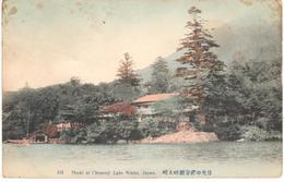 POSTAL    NIKKO  -JAPAN  -OSAKI AT CHUZENJI LAKE - Otros