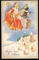 SINT NIKLAAS - ST. NICOLAS - SINTERKLAAS - Sinterklaas