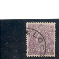 AUSTRALIA1926:Michel 77xc Used( Cat.Value 28Euros($31) - Used Stamps