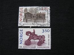 Norwegen  971 - 972   O - Norwegen