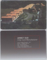 PROTOTIPO URMET SUD CHIP CARD MANUFACTURER (A9.7 - Tests & Servizi