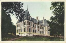 CPA De OUVEILLAN - Château De Preissan. - Frankrijk
