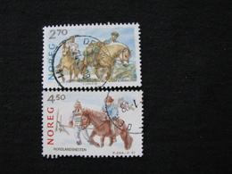 Norwegen  982 -  983   O - Norwegen