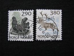 Norwegen  986 -  987   O - Norwegen