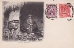 LA COCINA YUNGAS. BOLIVIA. CIRCULEE A PARIS CIRCA 1890s AUTRE MARQUE-RARE- BLEUP - Bolivie