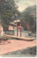 POSTAL    NIKKO  -JAPAN  - UTAGAHAMA AT CHUZENJI LAKE - Japón