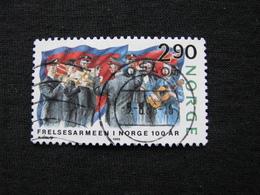 Norwegen  988   O - Norwegen