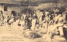 CRANDELAIN Et MALVAL - La Tonte Des Moutons à La Ferme De Malval - Cecodi N'213 - Altri Comuni