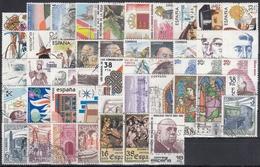 ESPAÑA 1983 Nº 2685/2731 AÑO USADO COMPLETO 47 SELLOS - España