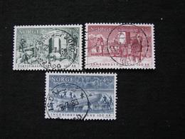 Norwegen  992 - 994   O - Norwegen