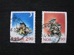 Norwegen  1007 - 1008   O - Norwegen