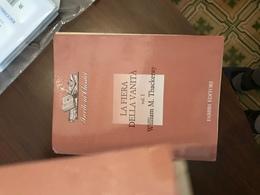 La Fiera Della Vanità - Libri, Riviste, Fumetti